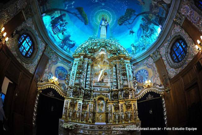 Igrejas incríveis no Brasil NsBrasilSP