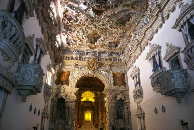 Igrejas incríveis no Brasil