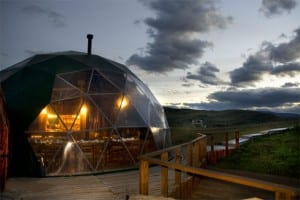 EcoCamp Parque Nacional Torres del Paine – hospedagem em incríveis cabanas de vidro