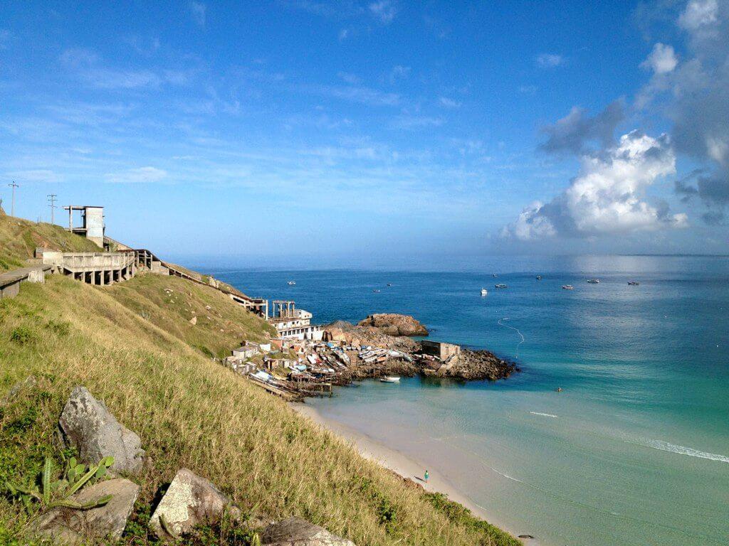 lugares para viajar a dois no Brasil Arraial do Cabo