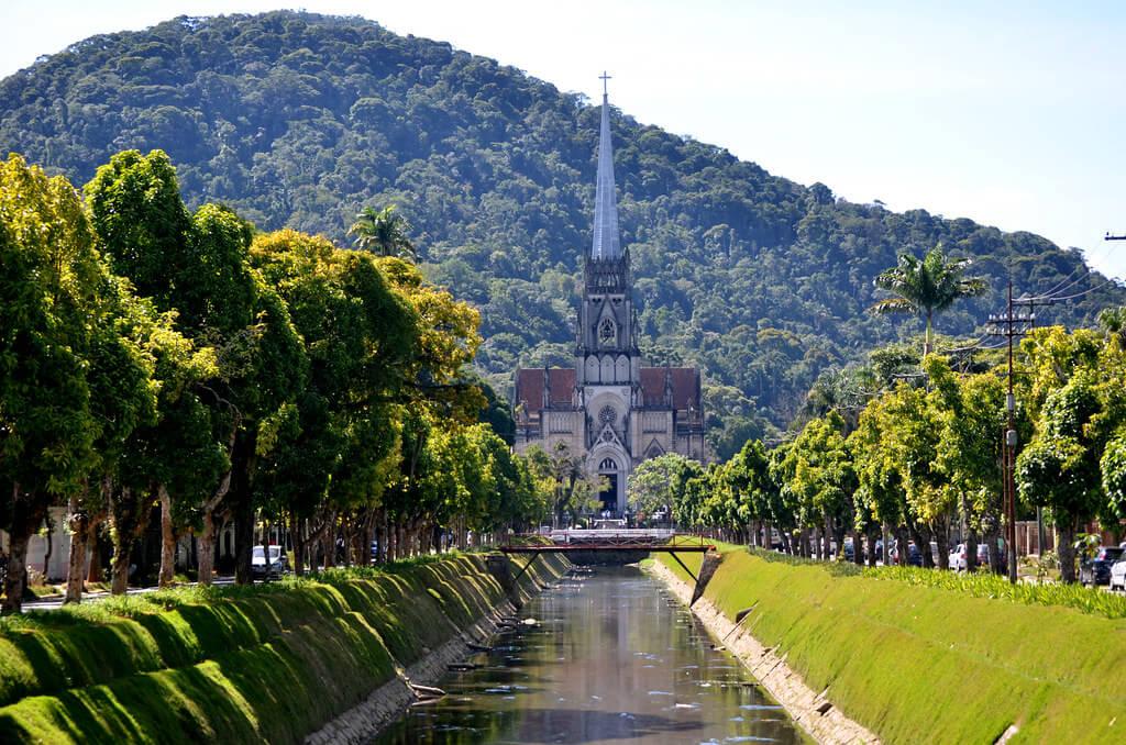 lugares para viajar a dois no Brasil Petrópolis Rio de Janeiro