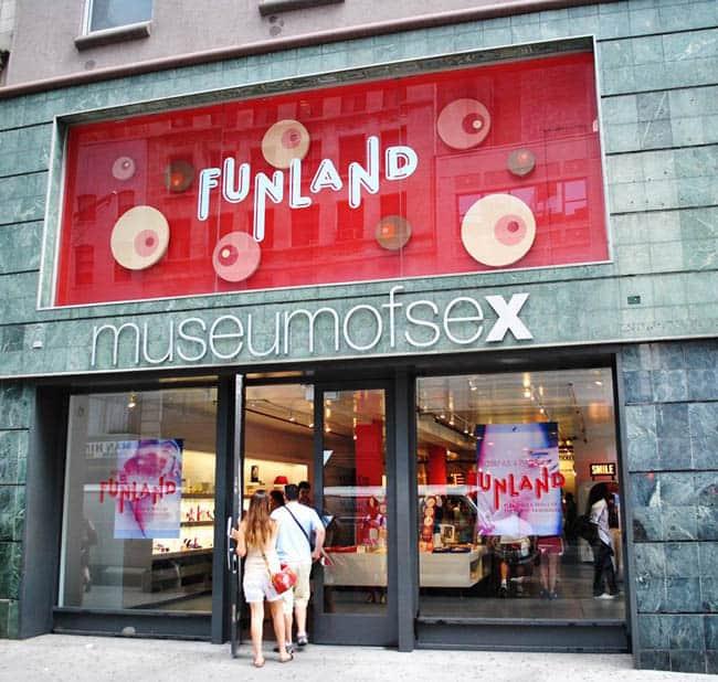 Museu do Sexo NYC5