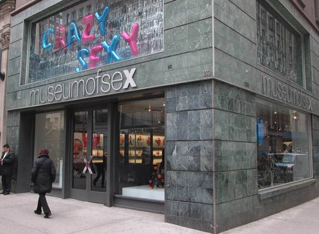 Museu do Sexo NYC9