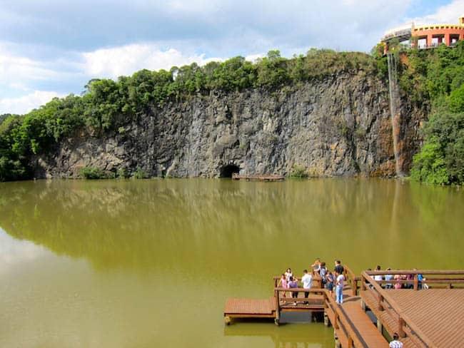 parque tangua