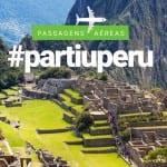 Promoção de passagens aéreas para o Peru