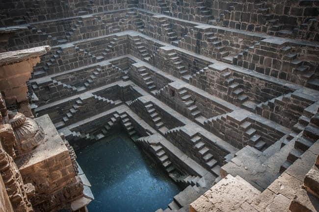 Chand-Baori-India