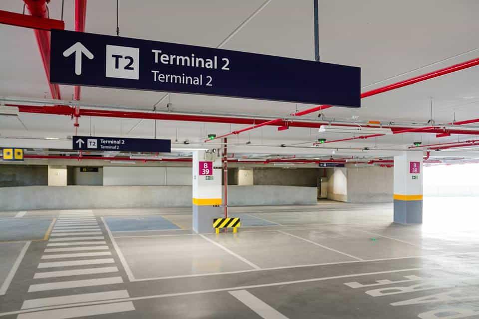 Quanto custa deixar o carro no estacionamento do aeroporto