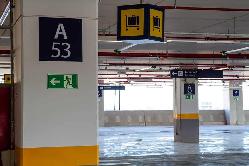 Quanto custa deixar o carro no estacionamento do aeroporto na hora de viajar