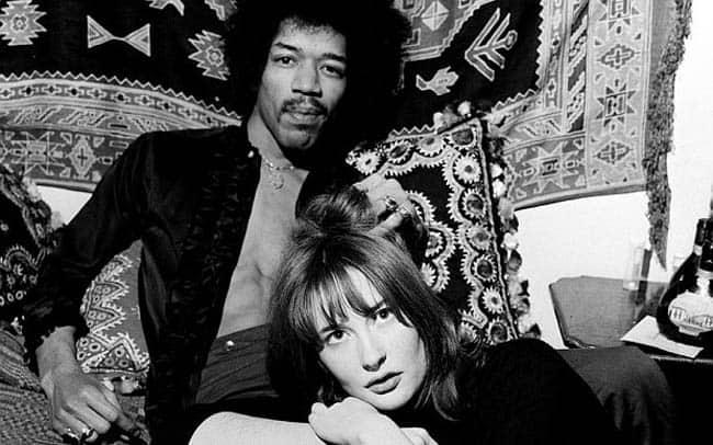 Jimi e Kathy
