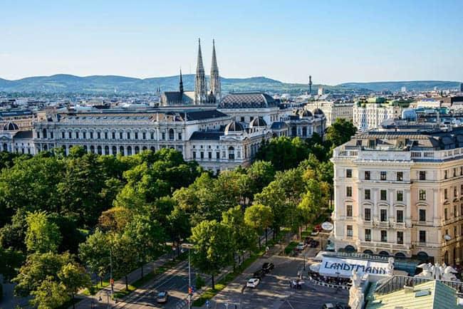 Viena: a melhor cidade para se viver no mundo