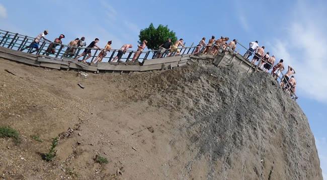 banho de lama Cartagena6