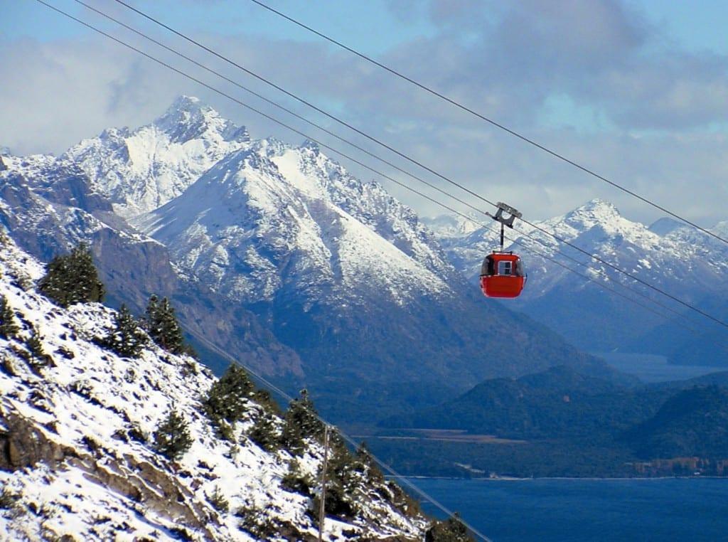 Pacotes de viagem para curtir a neve em Bariloche e Santiago/Valle Nevado