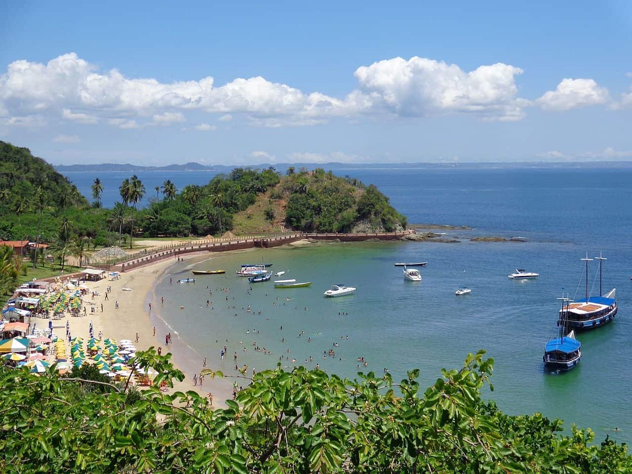 lugares na Bahia