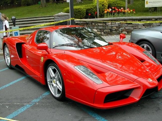 Turismo de experiência - Ferrari