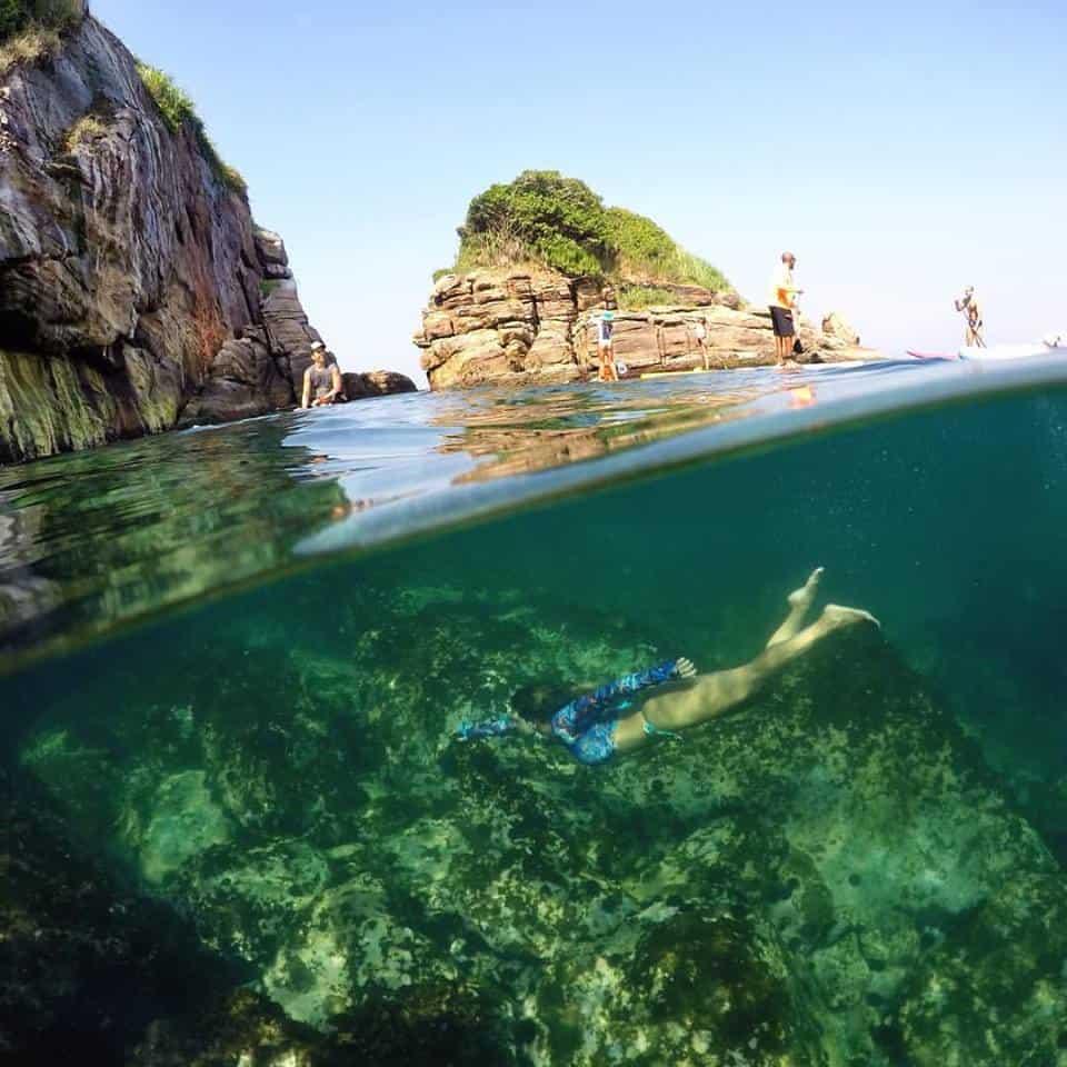 Ilhas Tijucas, no Rio de Janeiro, é um refúgio no meio da cidade