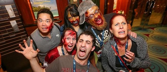 Turismo de experiência Walking Dead