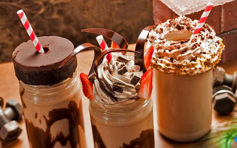 Novo restaurante do parque Universal, em Orlando, imita uma antiga fábrica de chocolates