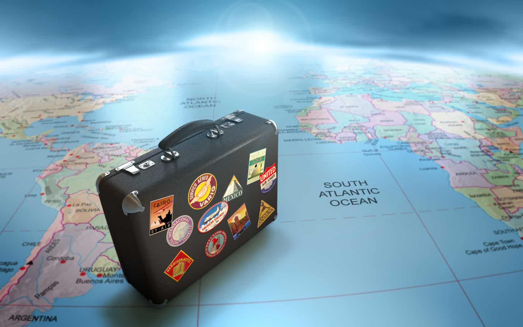 Quantas milhas precisa para viajar?