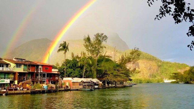 Por que você deveria largar tudo e ir para a Ilha da Gigóia, no Rio de Janeiro