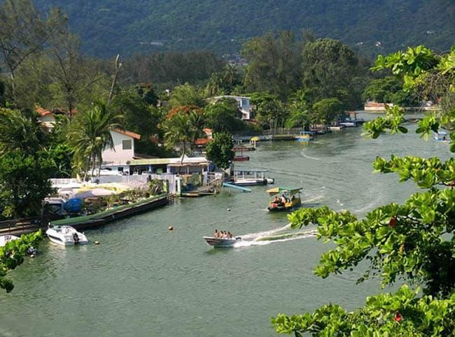 ilha gigoia