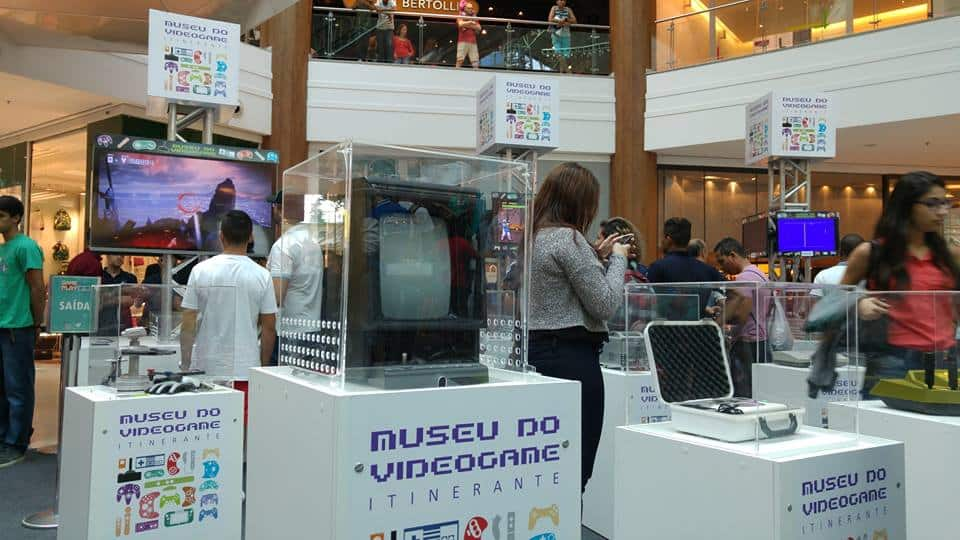 museu videogame