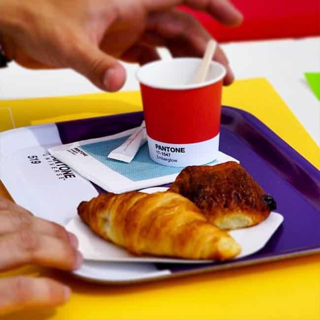 Inspirado nas cores, Pantone Café anima o verão de Mônaco
