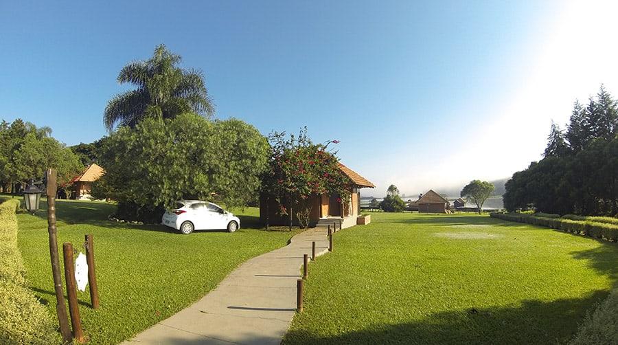 Lugares para relaxar próximos a Curitiba pensão completa