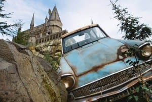 Novo parque do Harry Potter na Universal Studios Hollywood encanta os fãs da saga