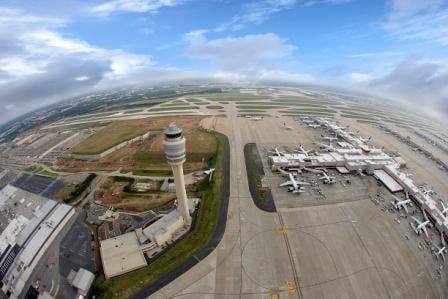 aeroporto de atlanta