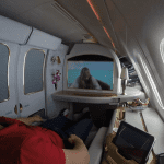 Como é viajar de primeira classe nas principais cias aéreas do mundo