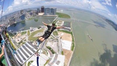 Os bungee jumps mais radicais do mundo