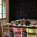 Antiga escola se transforma em uma charmosa pousada na Itália