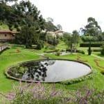Parque Amantikir, em Campos do Jordão, tem 22 jardins inspirados em 12 países