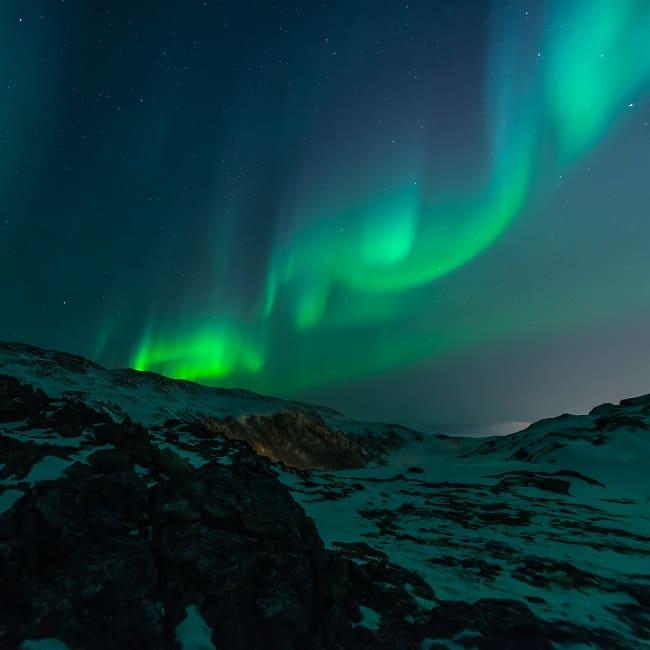 Quanto custa ver a aurora boreal