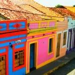 Que tal um tour pelas cidades mais coloridas do Brasil e do mundo?