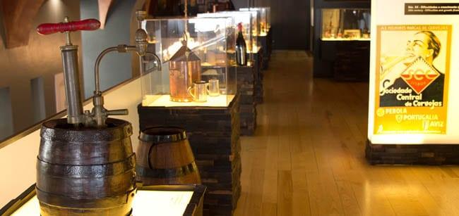 museu da cerveja lisboa