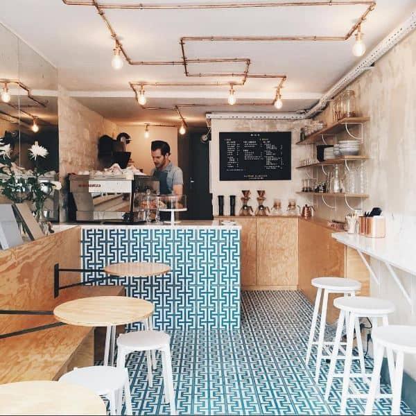 O descolado café Ob La Di em Paris