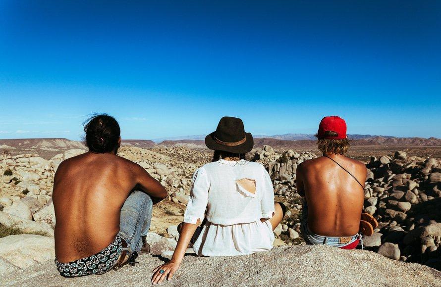 10 destinos para viajar com a galera no Brasil