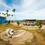 Arembepe: aldeia hippie na Bahia que encantou Janis Joplin