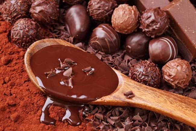 Festival de Chocolate de Perugia, na Itália, é uma das maiores celebrações da Europa