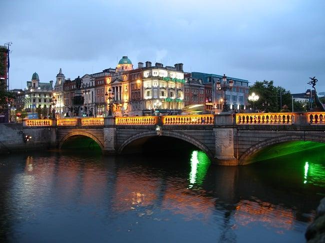 Quanto custa fazer um intercâmbio para Irlanda