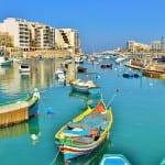 Quanto custa fazer um intercâmbio para Malta