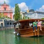 Liubliana: charme e sossego na Eslovênia