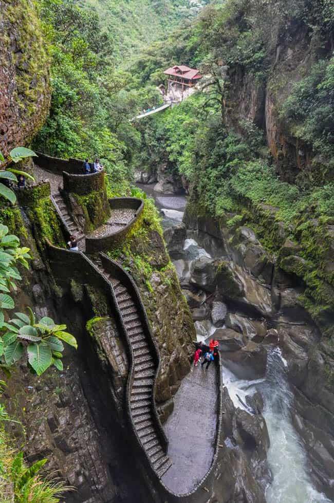 Banos, Equador