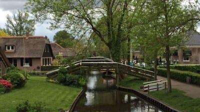 "Conheça Giethoorn, a charmosa ""Veneza"" dentro da Holanda"