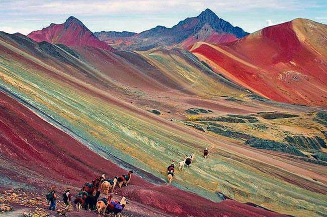23 lugares que parecem de mentira na América do Sul