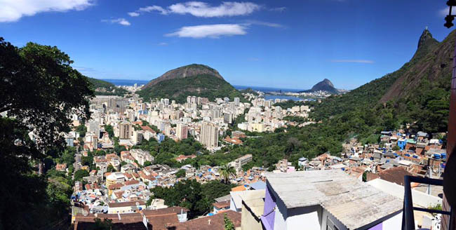 tour em favelas