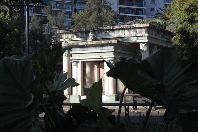 Ciudad de Buenos Aires, 6 de Julio de 2016. Vistas del Zoo porteño