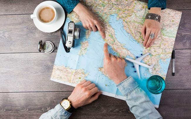21 apps que te ajudam a organizar uma viagem