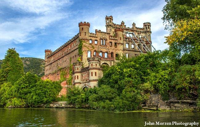 castelo em NY